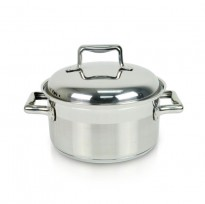 HETCH S/S Practical System 18cm Casserole
