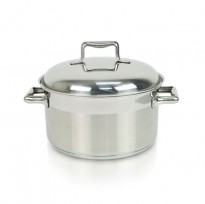 HETCH S/S Practical System 20cm Casserole