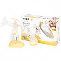 Medela - Harmony Breastpump + Calma - BEST BUY