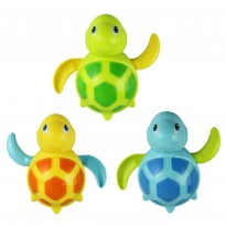 Swimming Turtle Floating Bathtub Bath Toy for kids (1pcs)