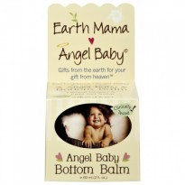Earth Mama Angel Baby - Angel Baby Bottom Balm 30ml