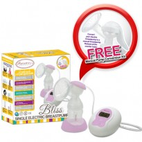 Autumnz - BLISS Convertible Single Electric/Manual Breastpump - BEST BUY