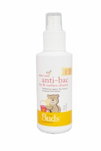 Buds - Anti-Bac Toy & Surface Cleaner 150ml