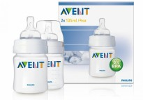 Avent - Classic Bottle 4oz / 125ml Twin Pack