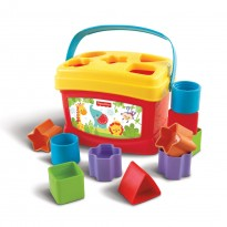 Fisher Price - Baby's First Blocks