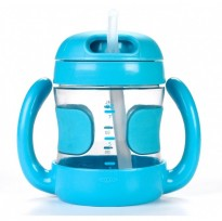 Oxo Tot - Straw Cup Removable Handle 7oz *Blue*