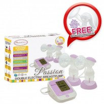 Autumnz - PASSION Convertible Double Electric/Manual Breastpump - BEST BUY
