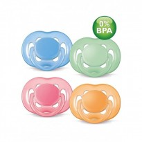 Avent - Freeflow BPA Free Soother 6-18m (1pc) - BEST BUY