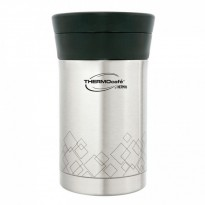 Thermos - 0.5L Stainless Steel Vacuum Food Jar with Spoon
