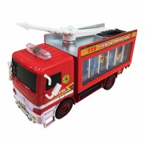 BO Baby Toy Fire Engine Truck with Light & Music