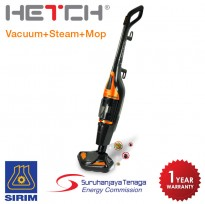 HETCH Vacuum & Steam Mop 1000W + 550W