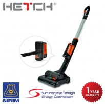 HETCH Cordless Vacuum Cleaner Rechargeable Lithium-ion Batteries