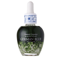 Natural & Organic Skincare with Halal Certified Black Paint German Blue Platinum