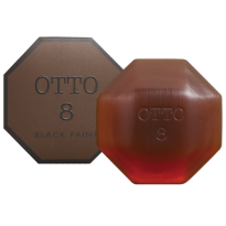 Natural & Organic Skincare with Halal Certified Black Paint OTTO Soap