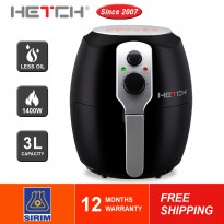 HETCH Air Fryer MAF-1722-HC