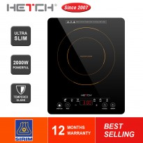 HETCH Induction Cooker (Ultra Slim) IDC-1705-HC 2000W