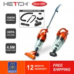 HETCH Upright Stick & Handheld Vacuum Cleaner - Powerful 1000W